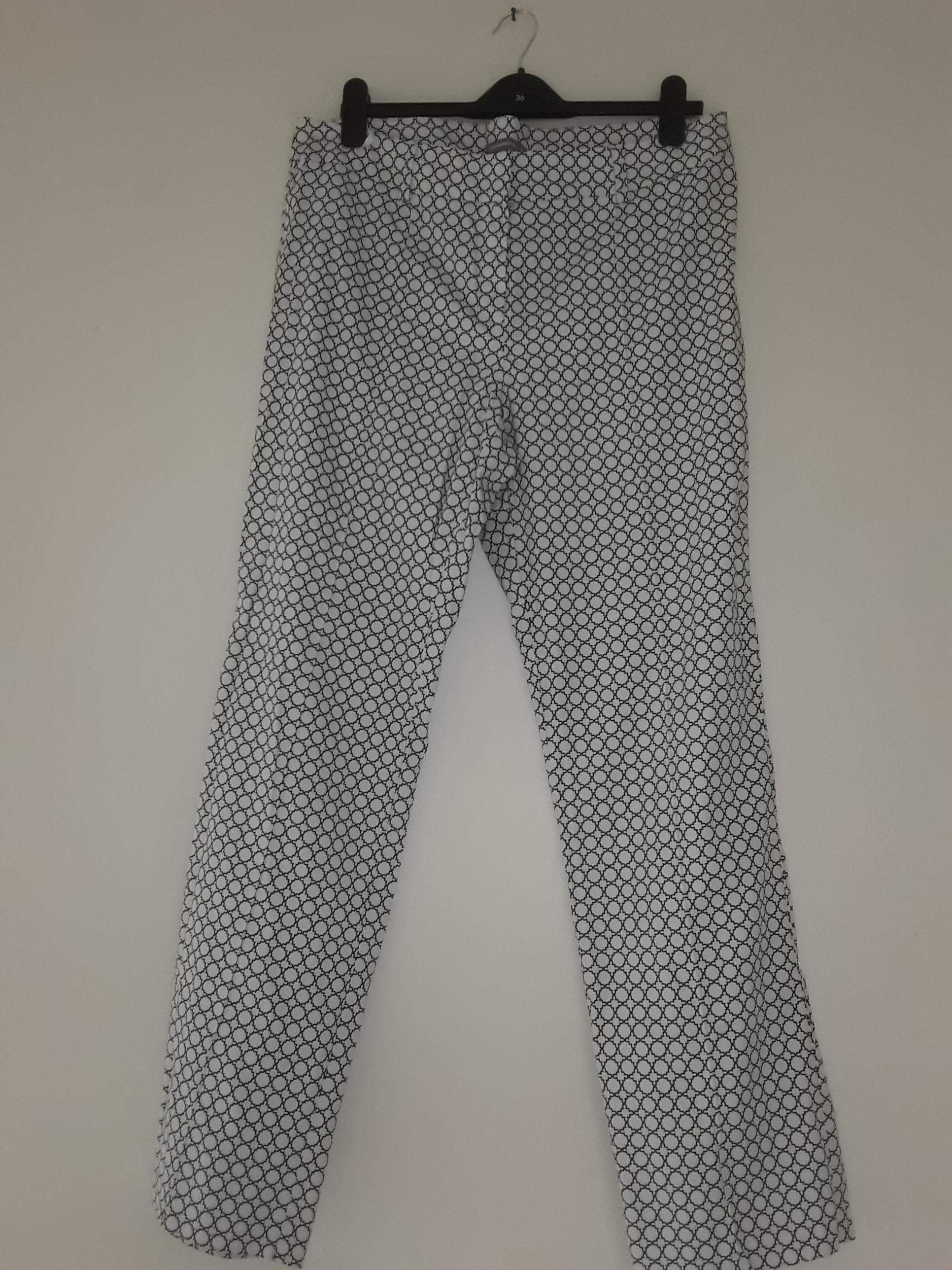 Woolworths patterned denim pants