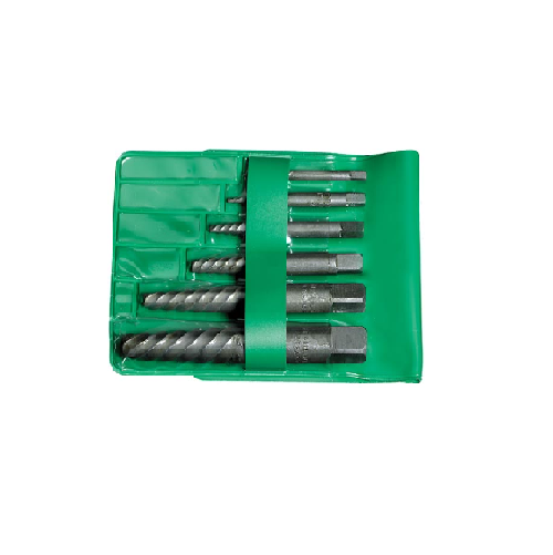 STAHLWILLE EXTRACTOR SCREW SET 6 PIECE