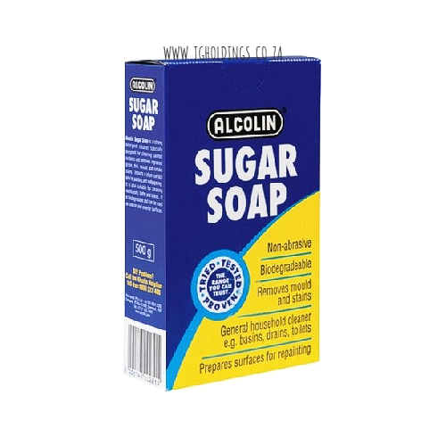 ALCOLIN SUGAR SOAP