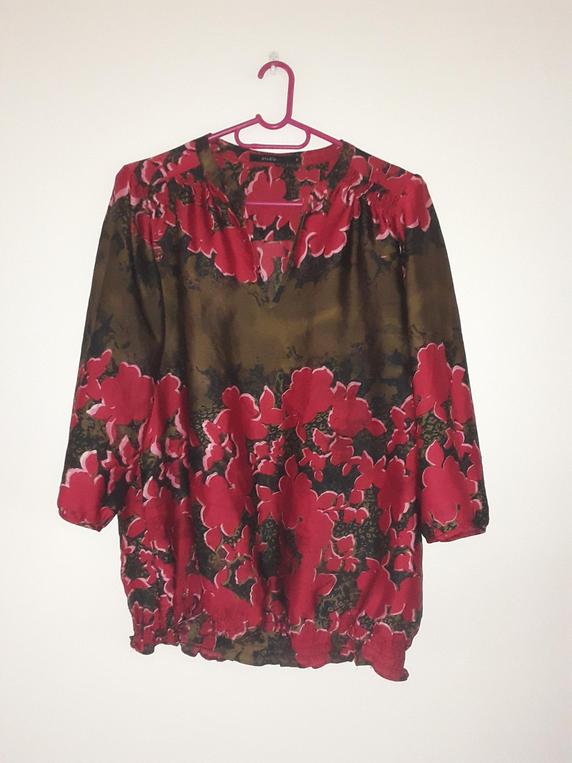 Woolworths Floral Shirt