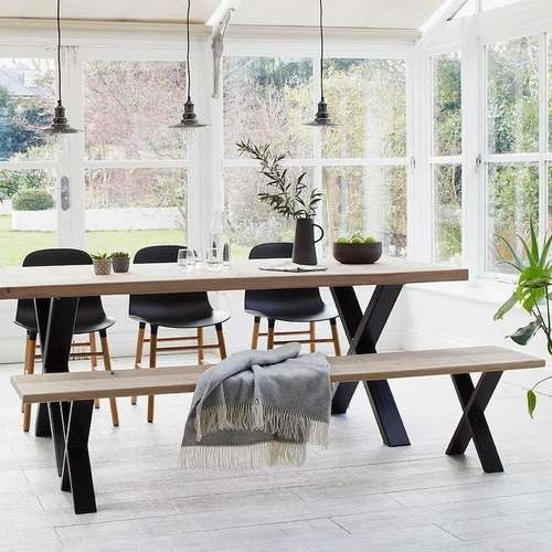 Bloka Tie Dining Table