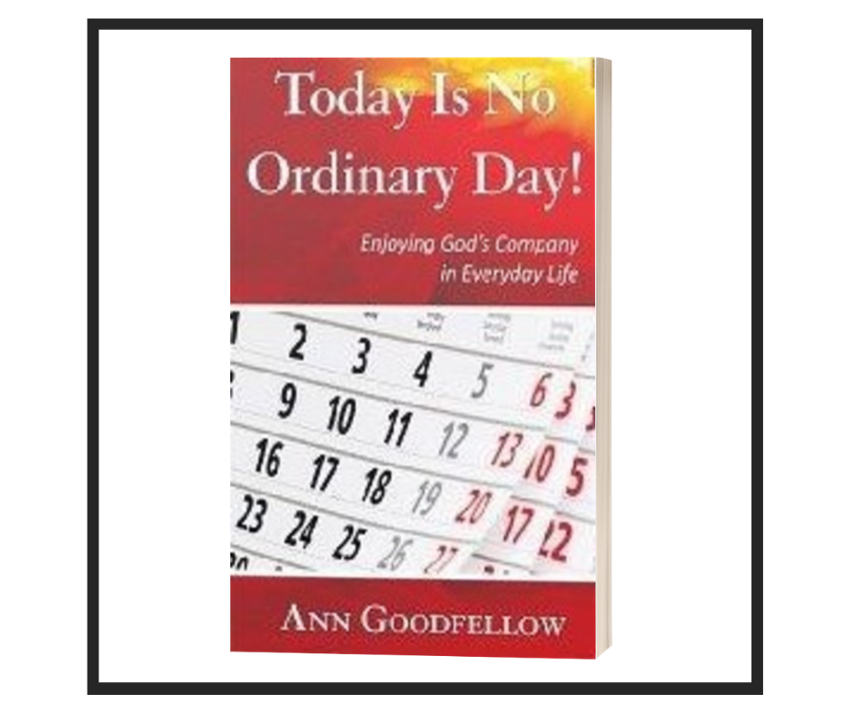 Today Is No Ordinary day
