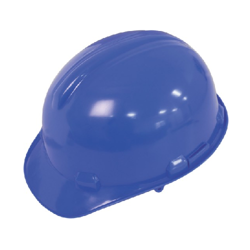 MATSAFE BLUE HARD HAT / SAFETY HELMET