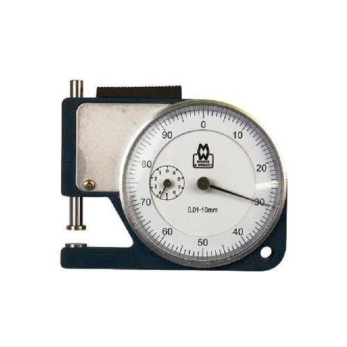 MOORE & WRIGHT THICKNESS GAUGE - LIFTING TYPE THICKNESS 0-10MM X.01MM