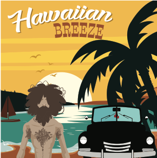 Hawaiian Breeze (Crazy Special - less 50%)