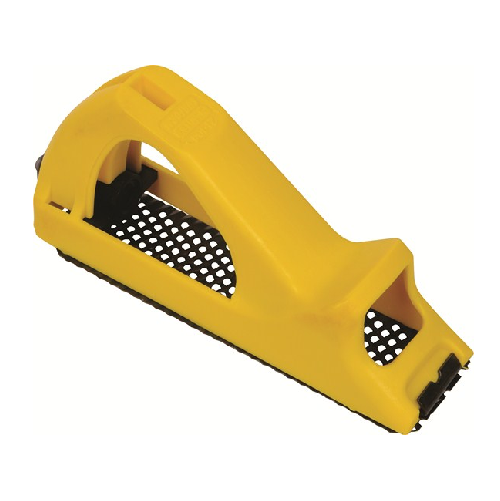 STANLEY PLASTIC PLANE BLOCK SURFORM 21-104