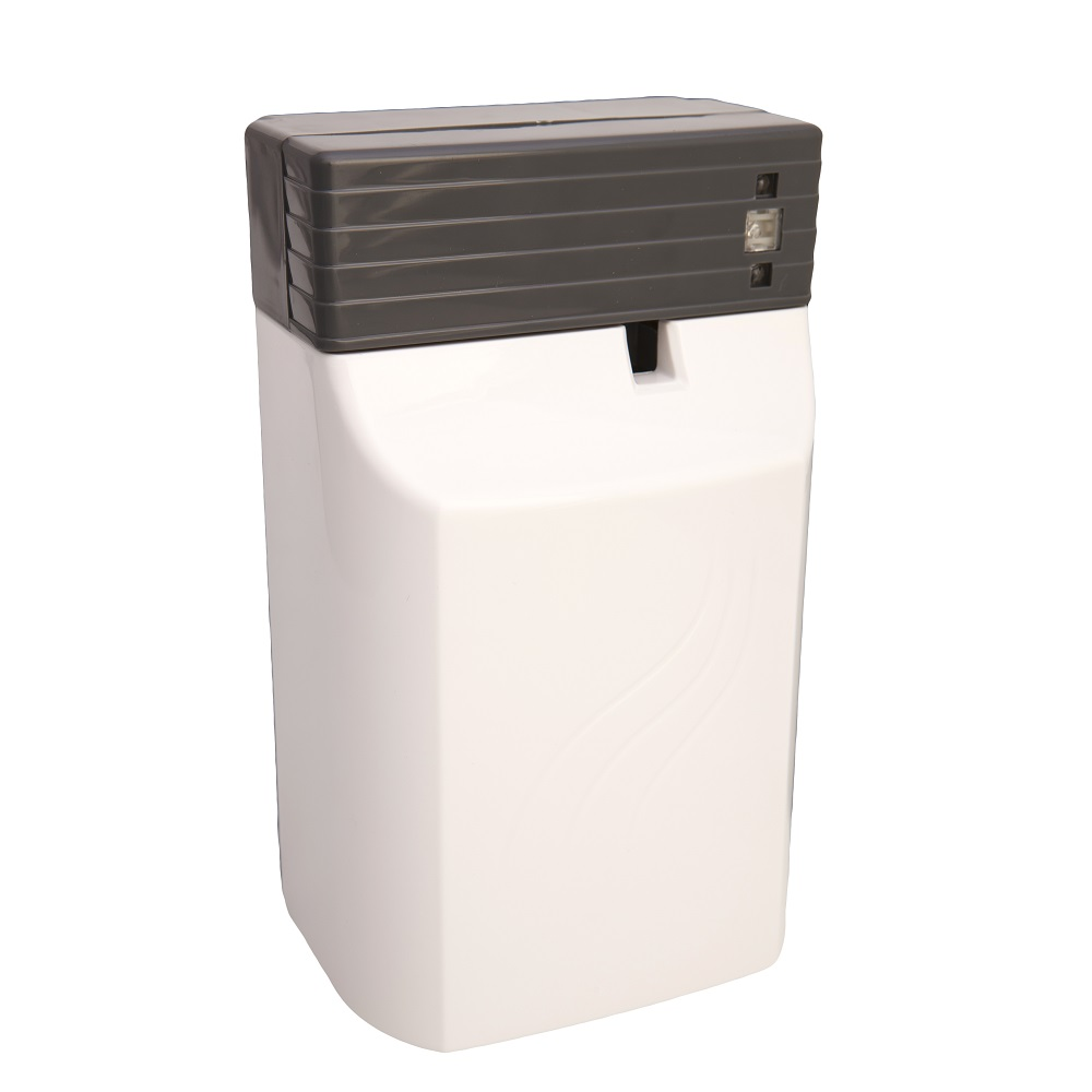White Breeze Air Freshener Dispenser