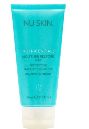Nu Skin Nutricencials Moisture Restore Day - Combination to Oily Skin