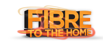 Fibre To The Home 8mbps TO 200mbps Uncapped FROM