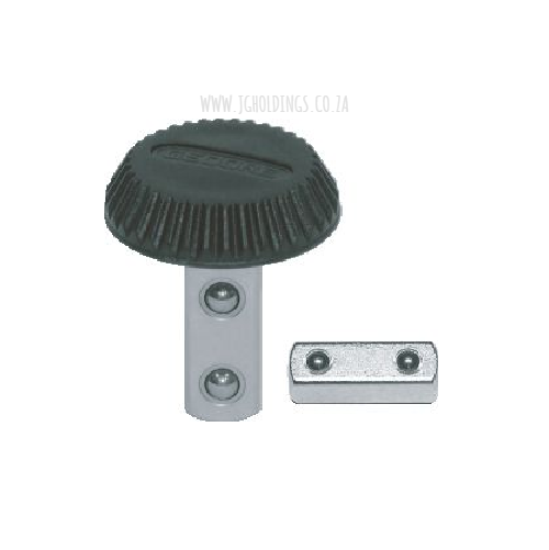 "GEDORE   COUPLER SQUARE WITH MUSHROOM HEAD 1/2"" DRIVE 1994"
