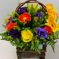 Bright & Beautiful Basket