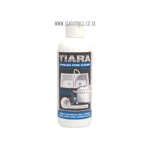 TIARA STAINLESS STEEL CLEANER