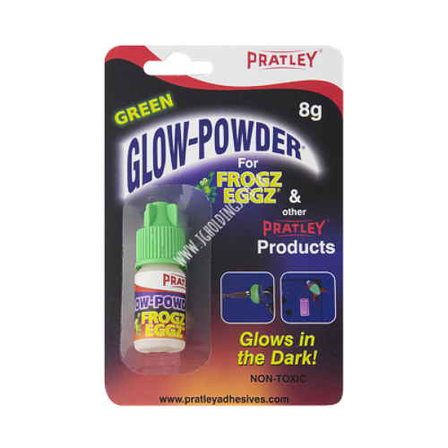 PRATLEY GLOW POWDER FOR FROGZ EGGZ 8G