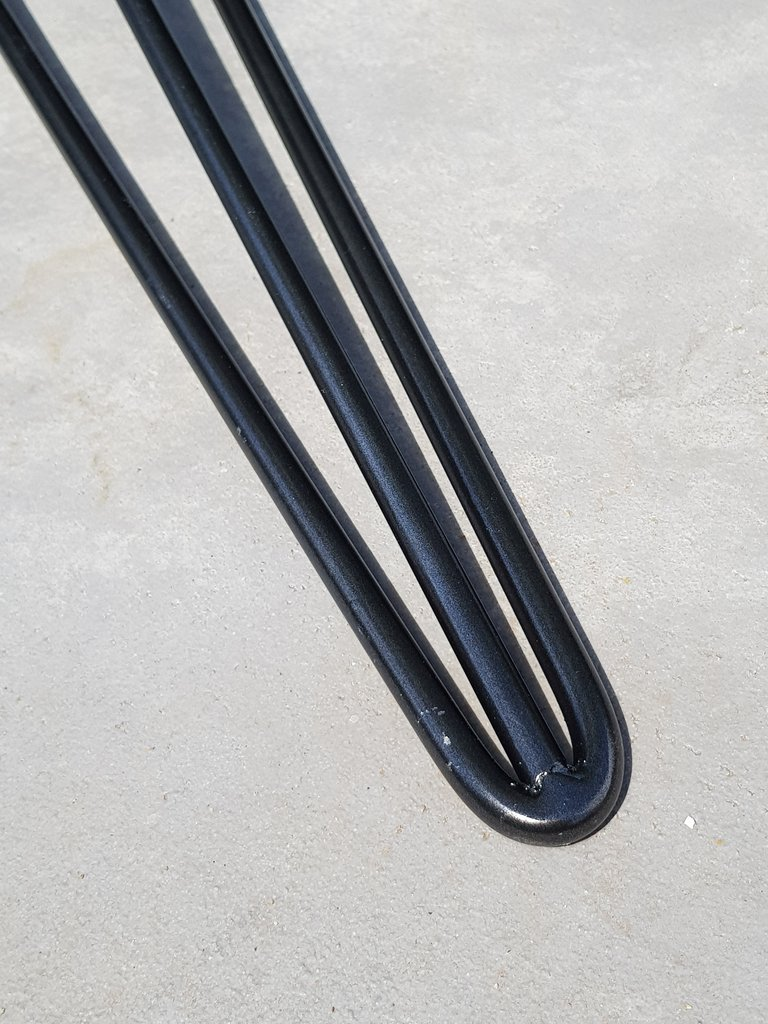 Hairpin Steel Legs
