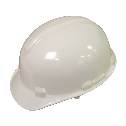 MATSAFE WHITE HARD HAT / SAFETY HELMET