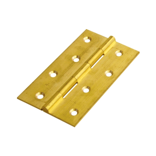 MTS BRASS PLATED BUTT HINGES