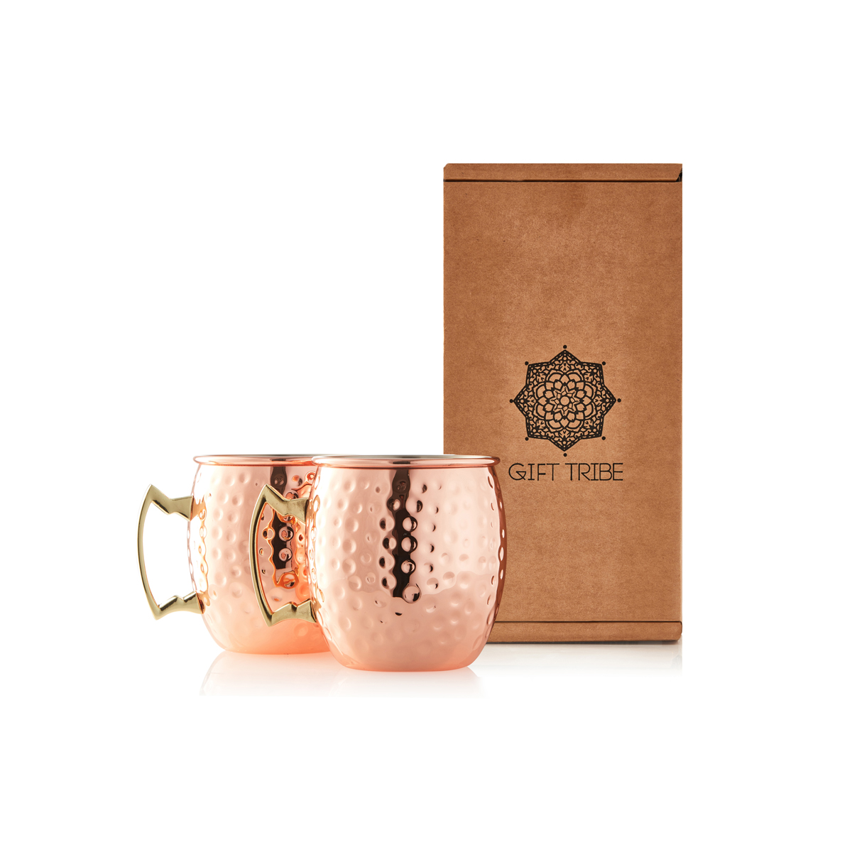 Moscow Mule Cup 2 pack