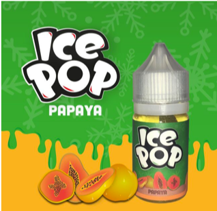 Papaya IcePop (Crazy Special - less 50%)