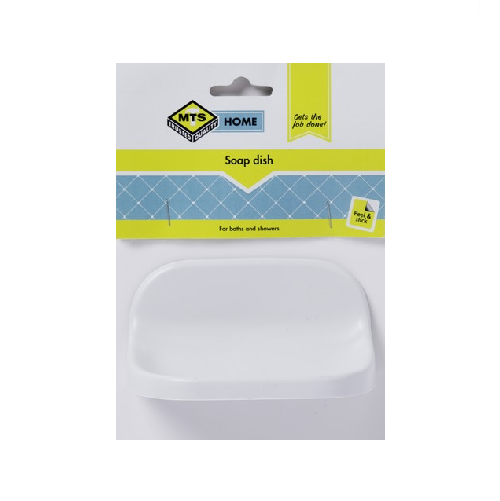 MTS HOME PLASTIC SOAP DISH