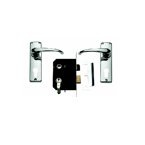 UNION 2 CYLINDER GOWER LOCKSET