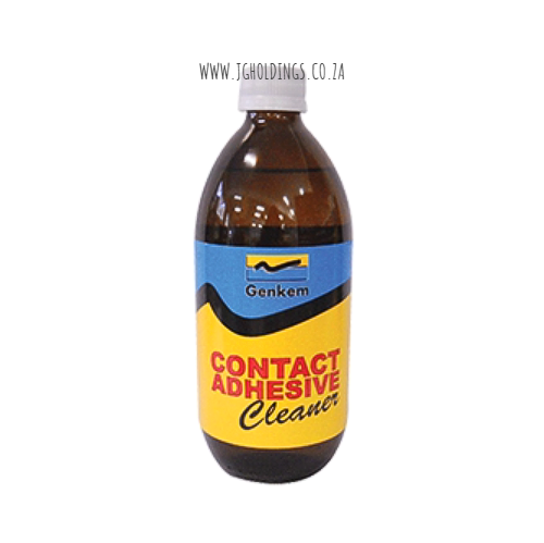 GENKEM CONTACT ADHESIVE CLEANER 500ML