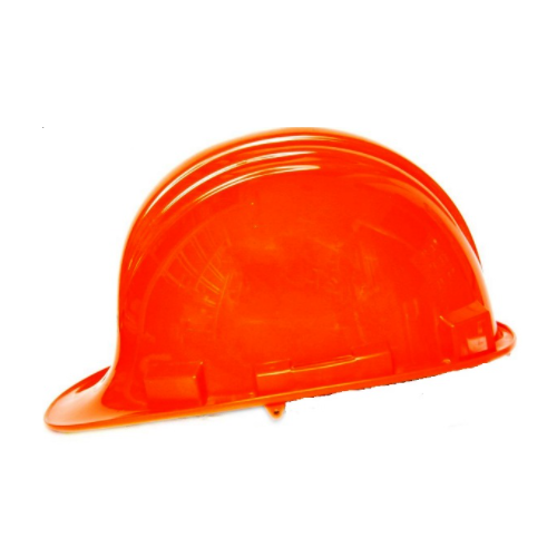 MATSAFE ORANGE HARD HAT / SAFETY HELMET