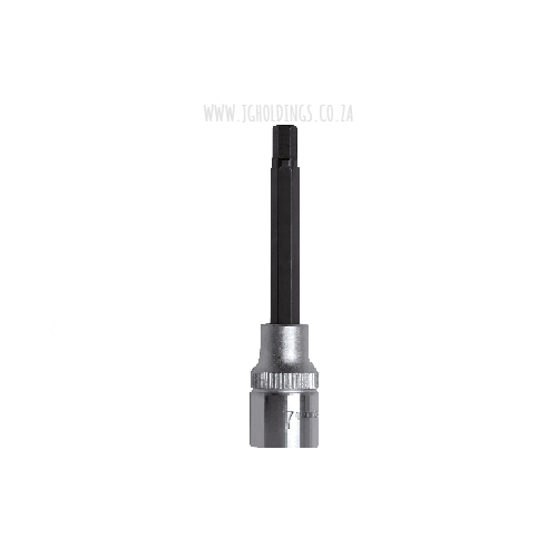 GEDORE RED SOCKET SCREWDRIVER BIT1/2`` 55MM LENGTH